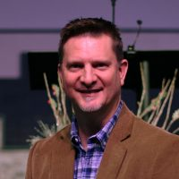 Joey Stroud - Worship Pastor (sm)