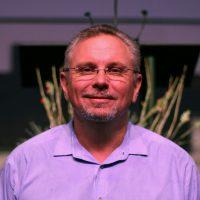 Monte Robinson - Associate Pastor (sm)