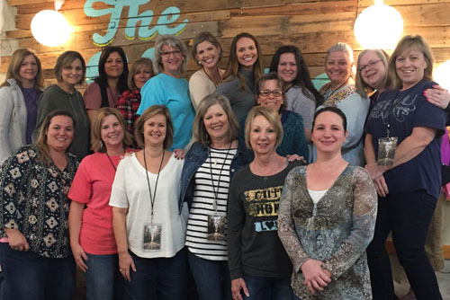 Pine Cove Women's Retreat - 2018