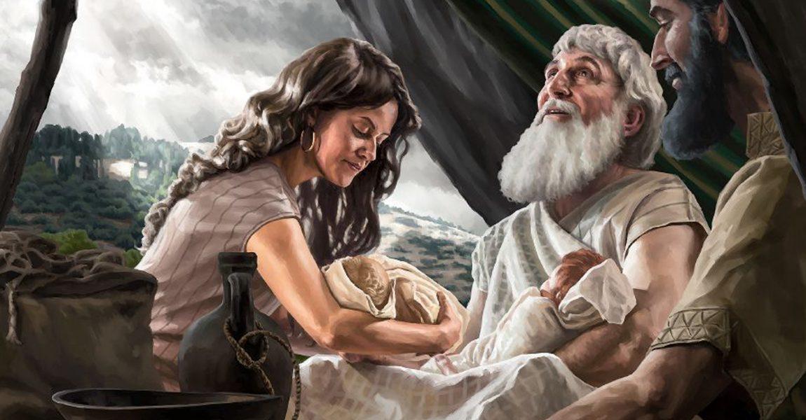 God's Creation and God's Choice - Genesis 25:19-26