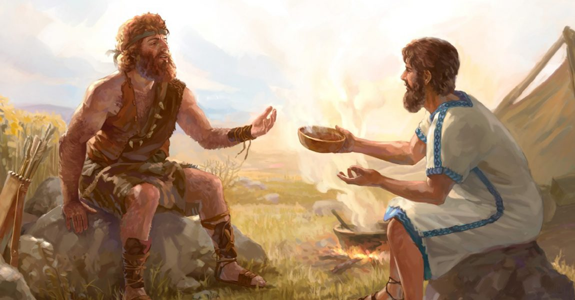 Profane People - Genesis 25: 27-34