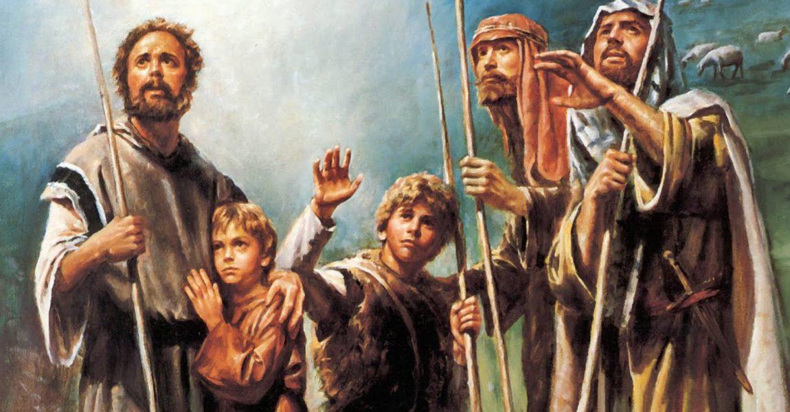 A Savior, Christ the Lord - Luke 2:11