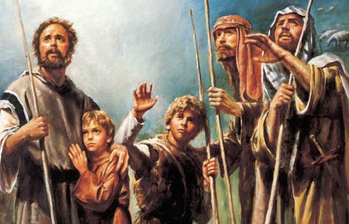 Savior, Christ the Lord