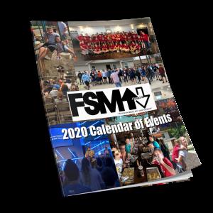 FSM 2020 - Calendar of Events