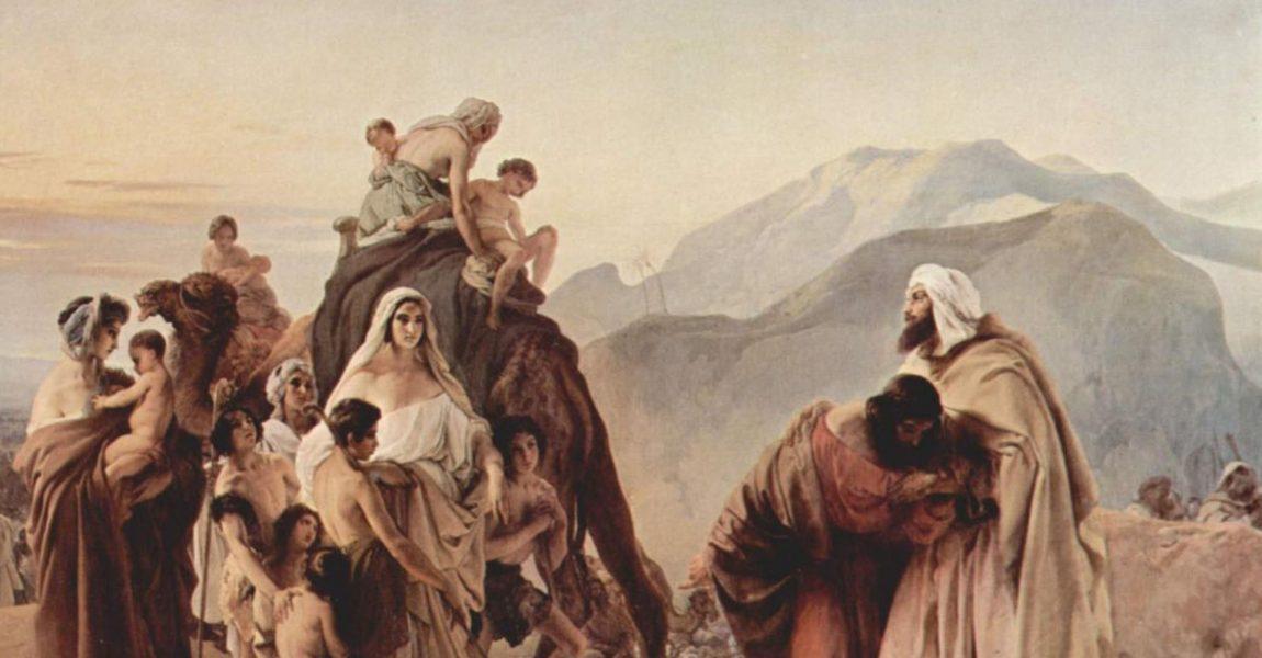 Obedience to God - Genesis 31:1-21