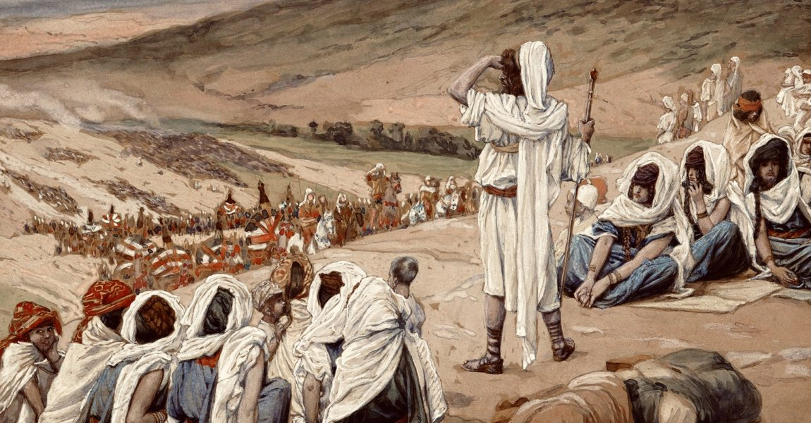 Fear and Compromise - Genesis 32:1-21