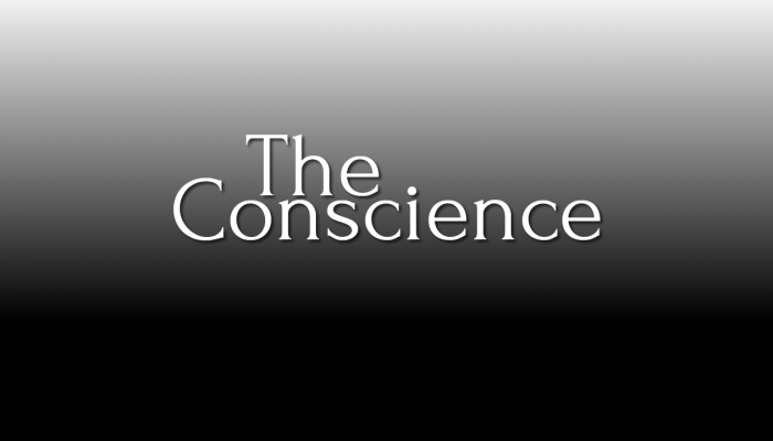 The Conscience, Pt. 2