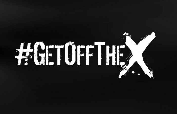 Get off the X