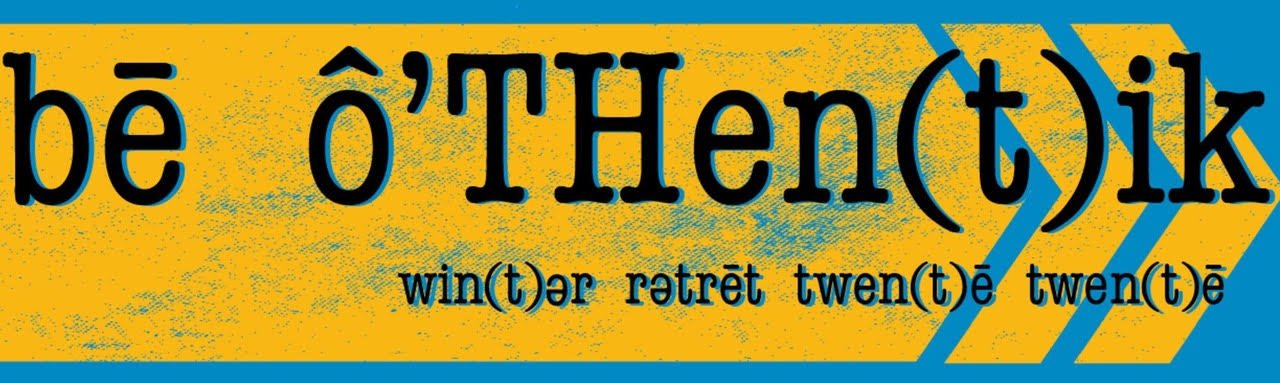 Be Authentic - Winter Retreat 2020