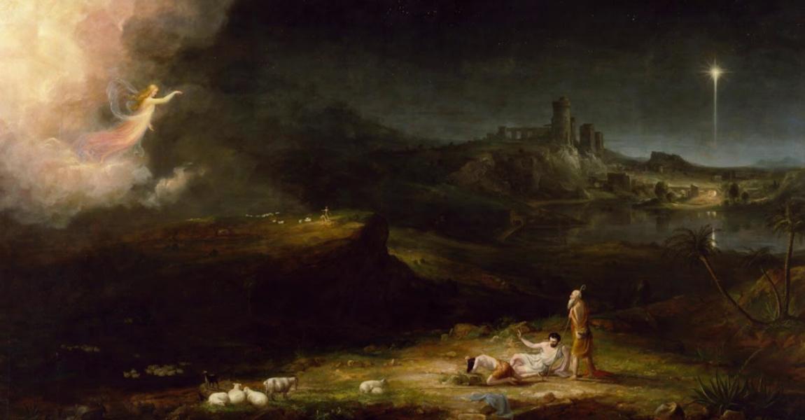 The Presentation of a Savior - Luke 2:1-20