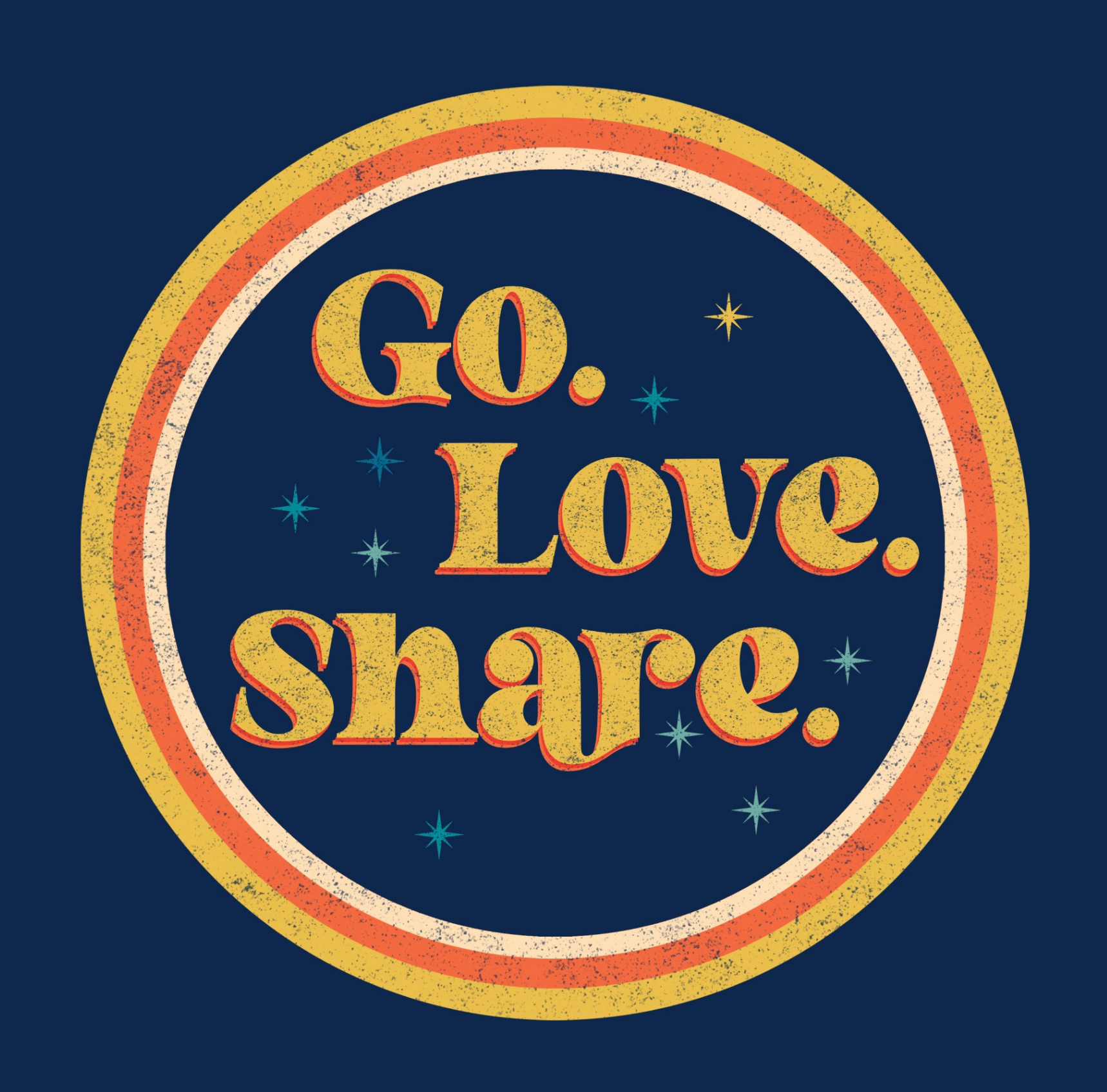 Mission Trip - Go. Love. Share.